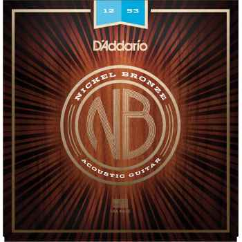 D´addario NB1253 Light cuerdas guitarra acústica